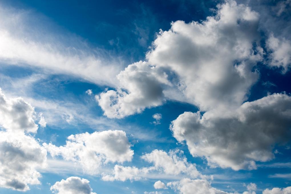 Cloud Porn by David J. Crewe