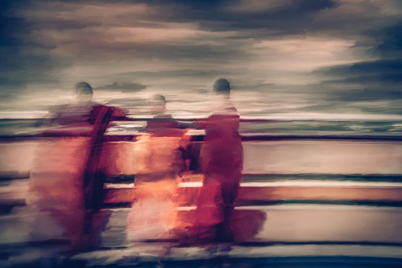 Mandalay Hill by Michael Lees