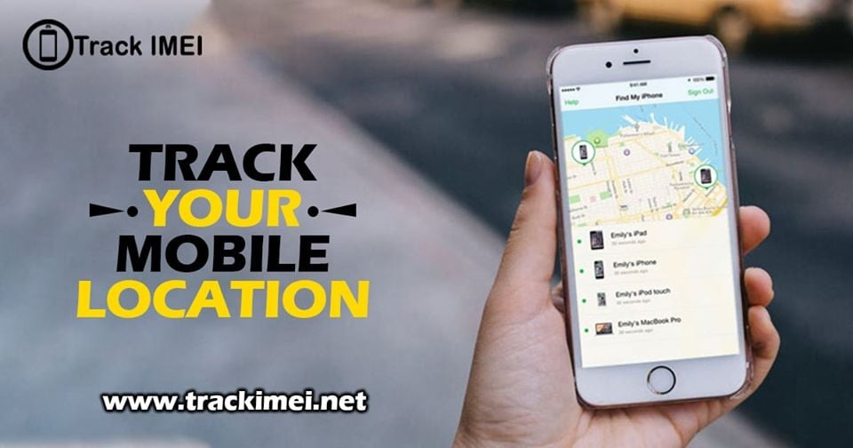 Track My Phone by Track imei