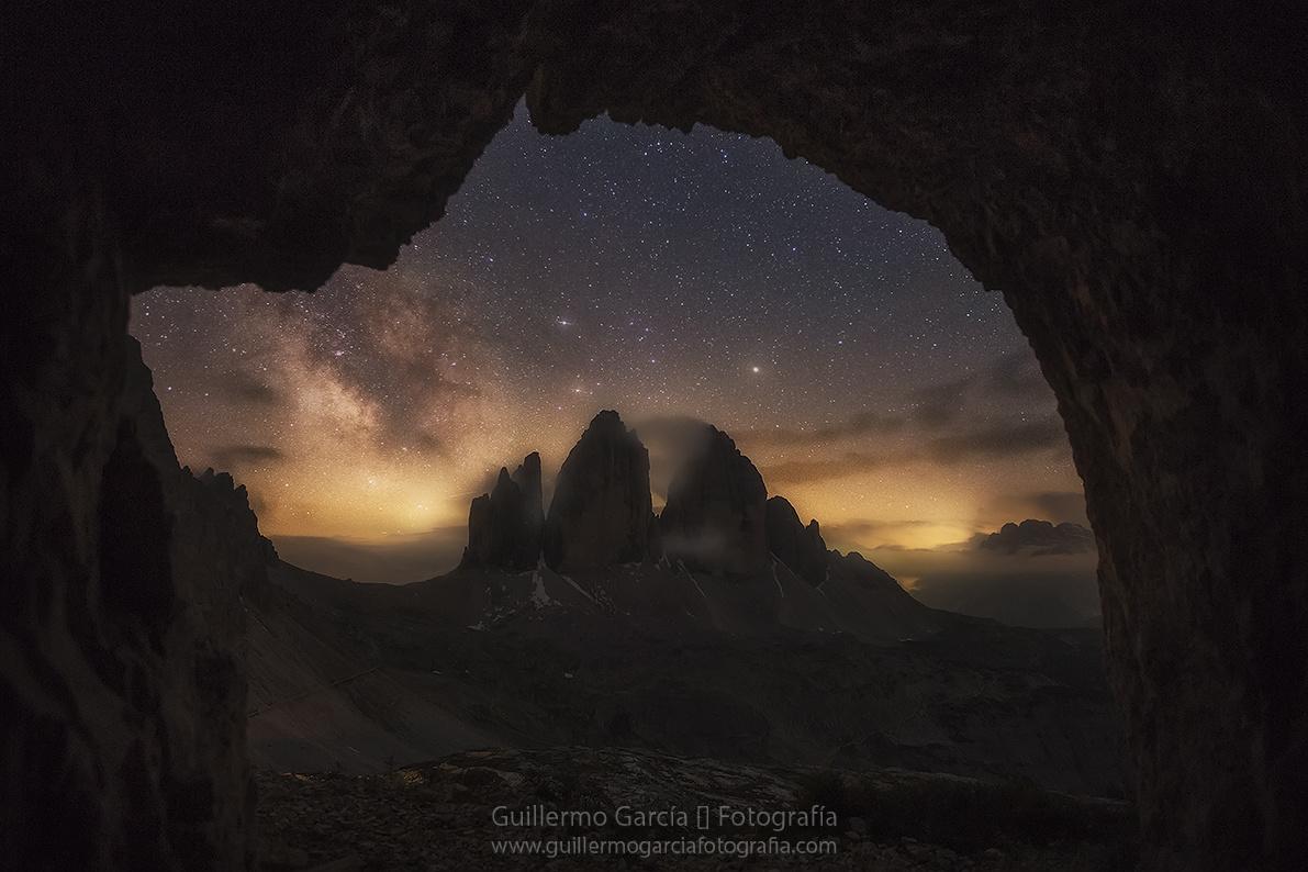 Primitive by Guillermo García