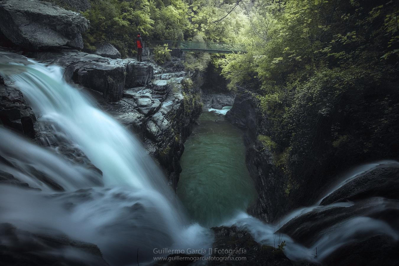 Canyon by Guillermo García