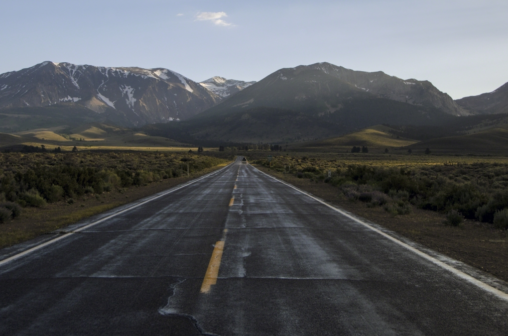 Road to Somewhere by Steven Williams