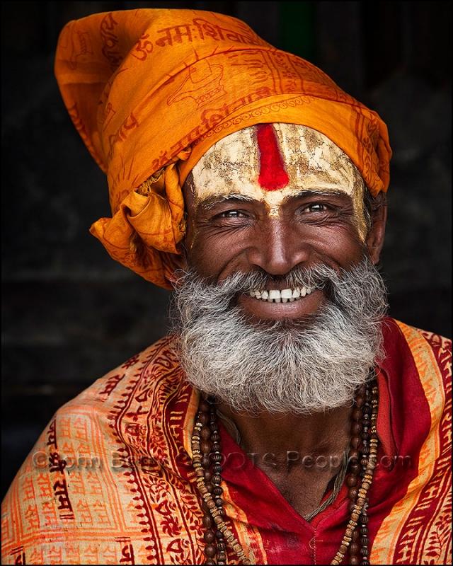 Sadhu by John Berry