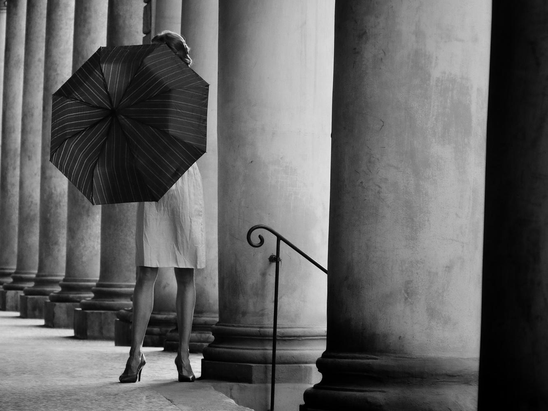 Umbrella by Alberto Sorge