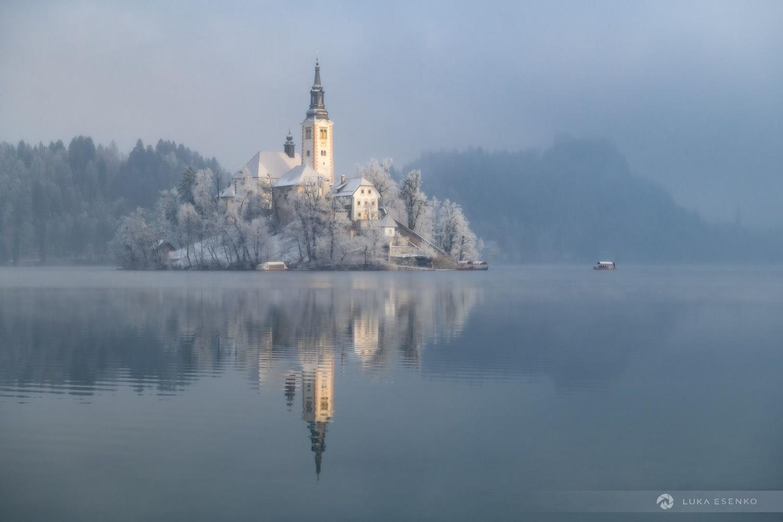 Winter Fairytale by Luka Esenko
