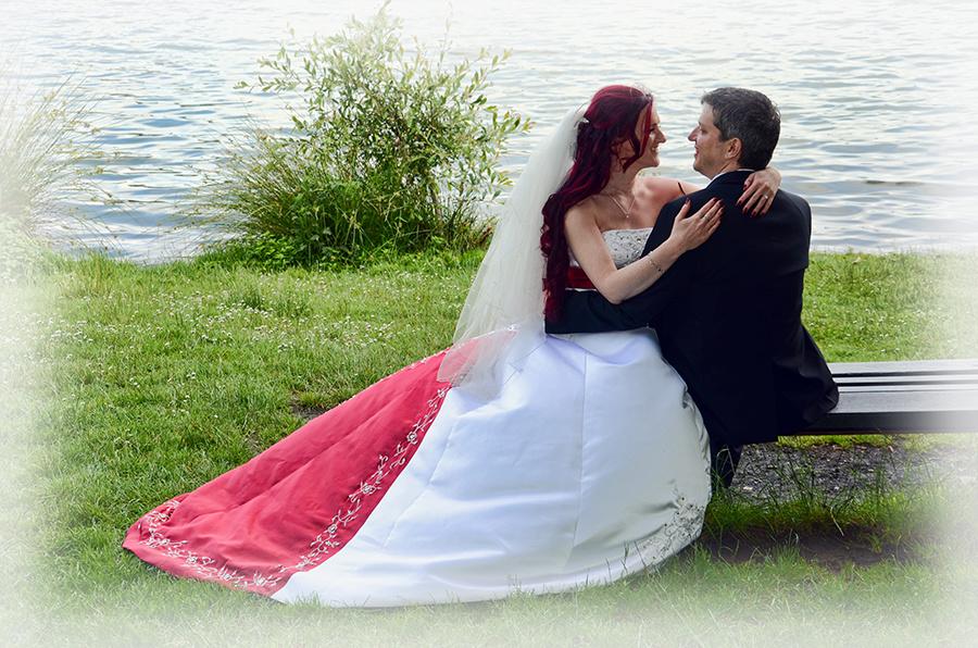 Newlyweds by Rod Collett