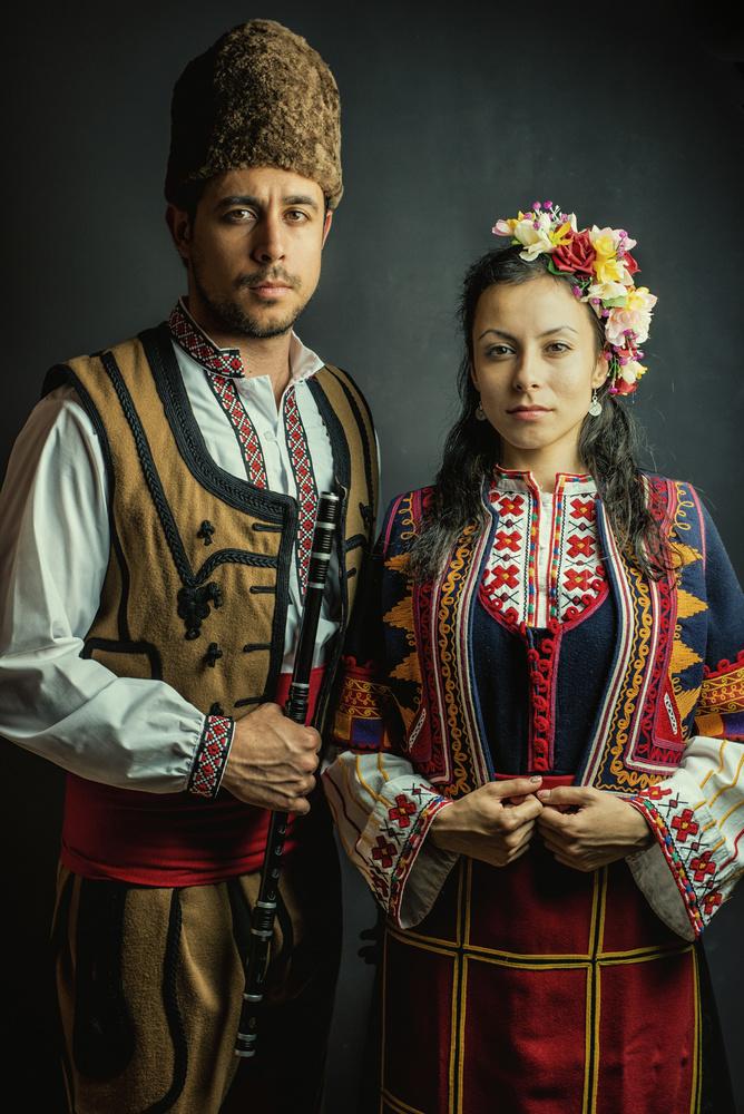 Traditions by Martin Midolesov