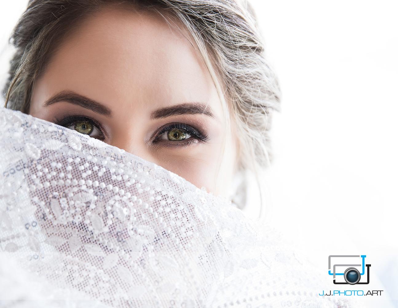 The beauty of the bride by John-Joe Pereira
