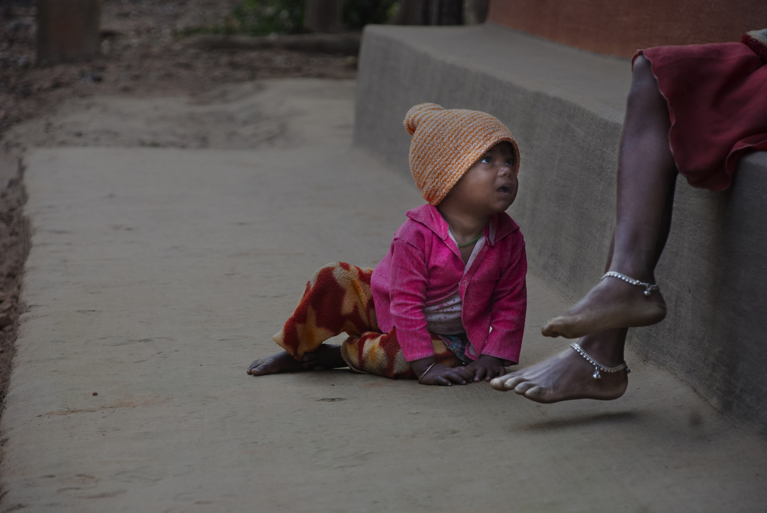 Childhood by Chanchal Bose