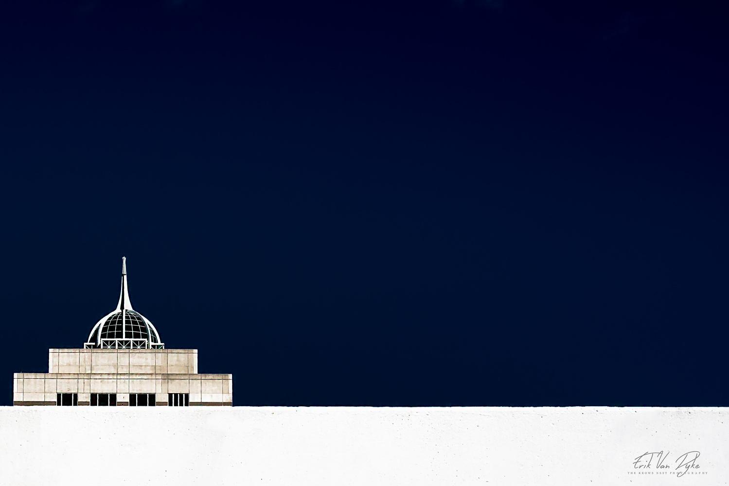 Albany NY - Minimalism by Erik Van Dyke