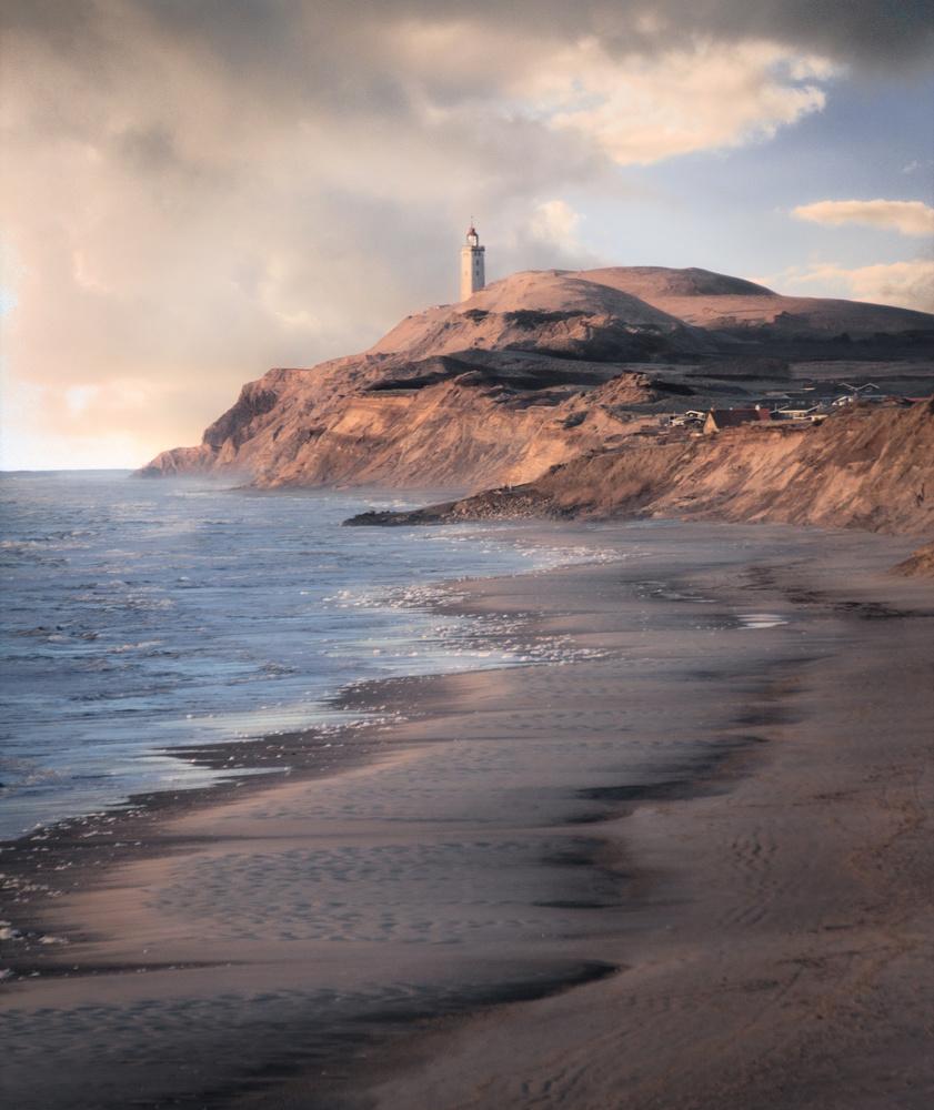 Rubjerg Knude Lighthouse by Andreas Brilke