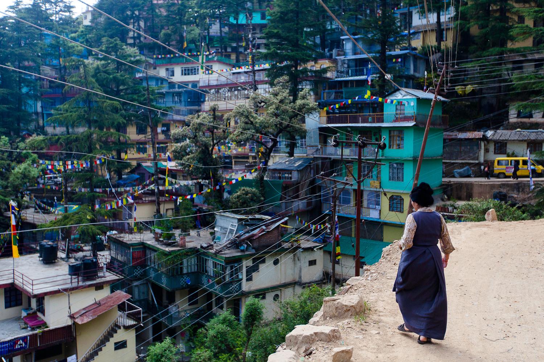 Dharamsala  by Lukas Kuzma