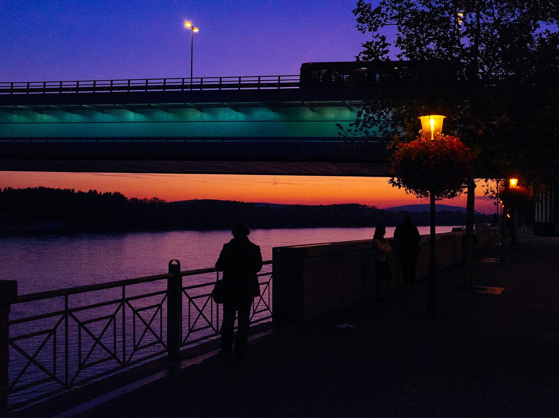 Sundown by Lukas Kuzma