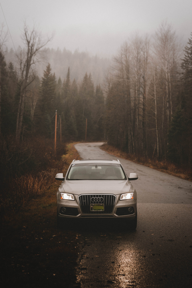 Backroads with the Audi Q5 by Robin Férand
