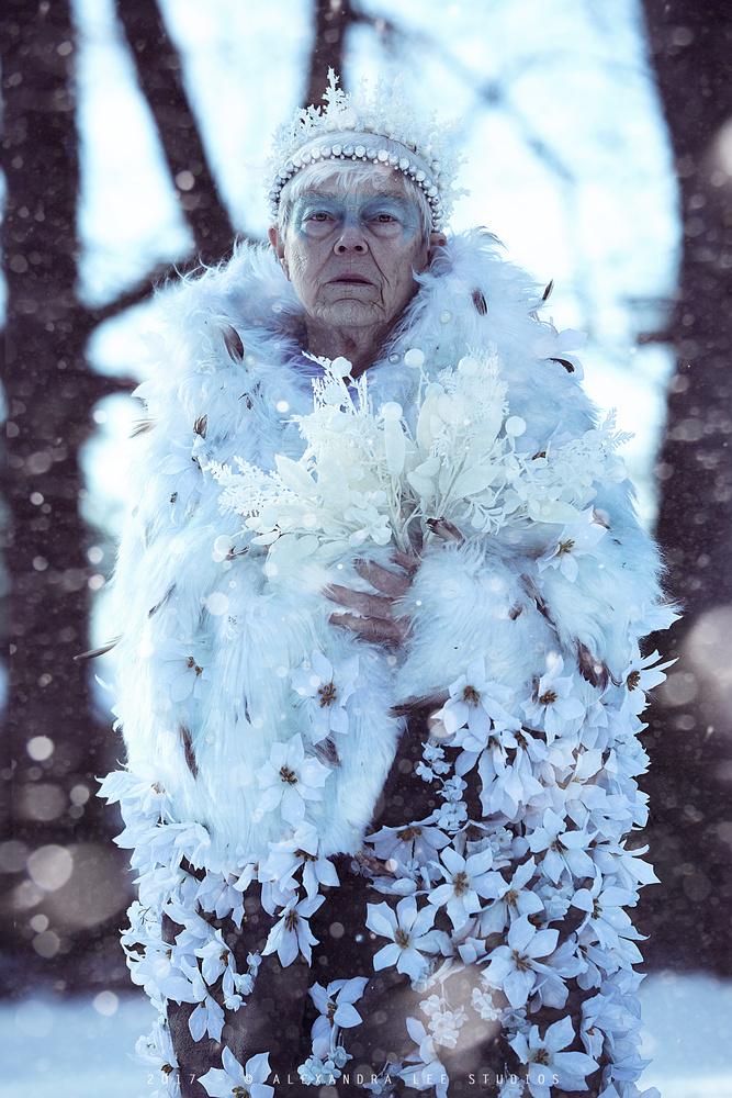 Snow Queen Mother II  by Alexandra Brumley