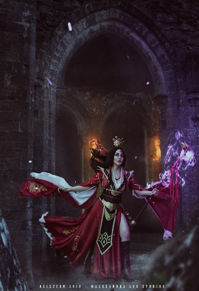 The Wizard by Alexandra Brumley