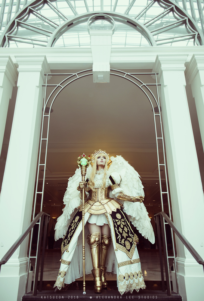 Sakizo Angel  by Alexandra Brumley