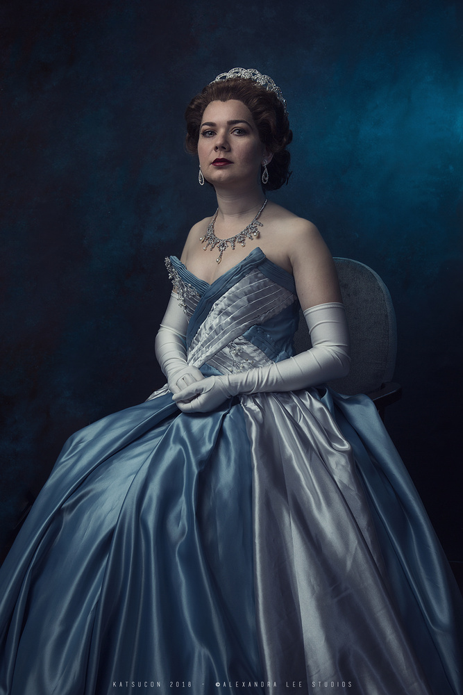 The Queen by Alexandra Brumley
