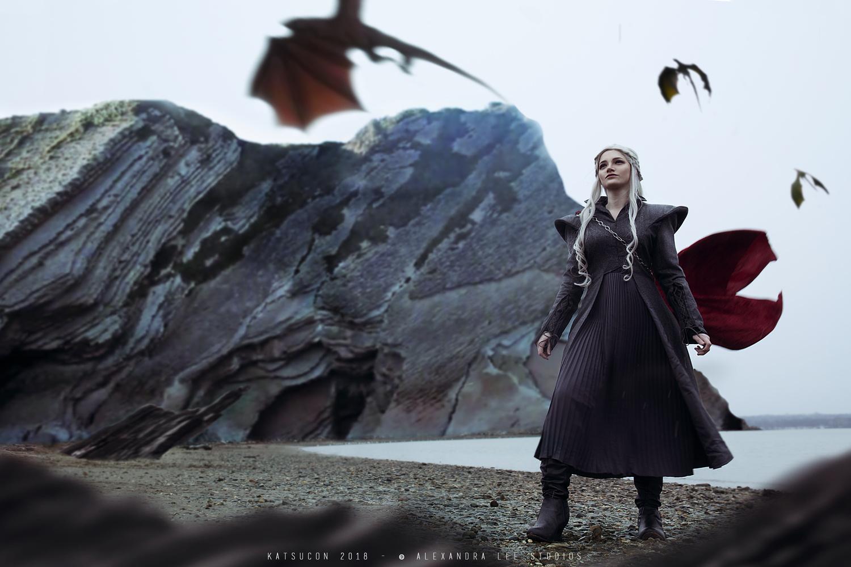 Targaryen II by Alexandra Brumley
