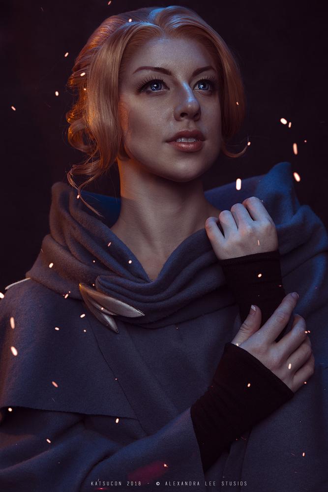 Sypha by Alexandra Brumley
