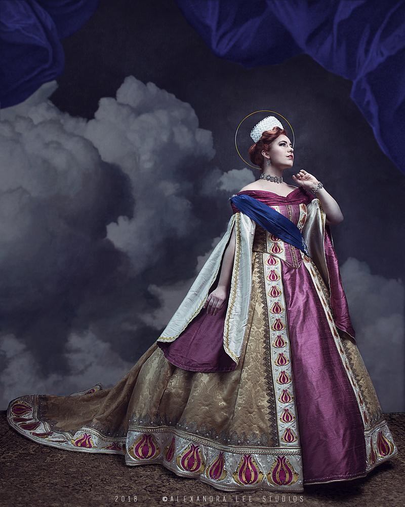 Grand Duchess Anastasia Romanov by Alexandra Brumley