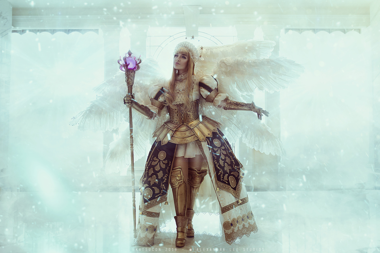 Sakizo Angel II by Alexandra Brumley