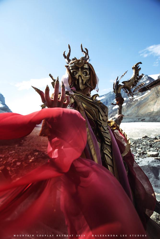 Dragon Priest II by Alexandra Brumley