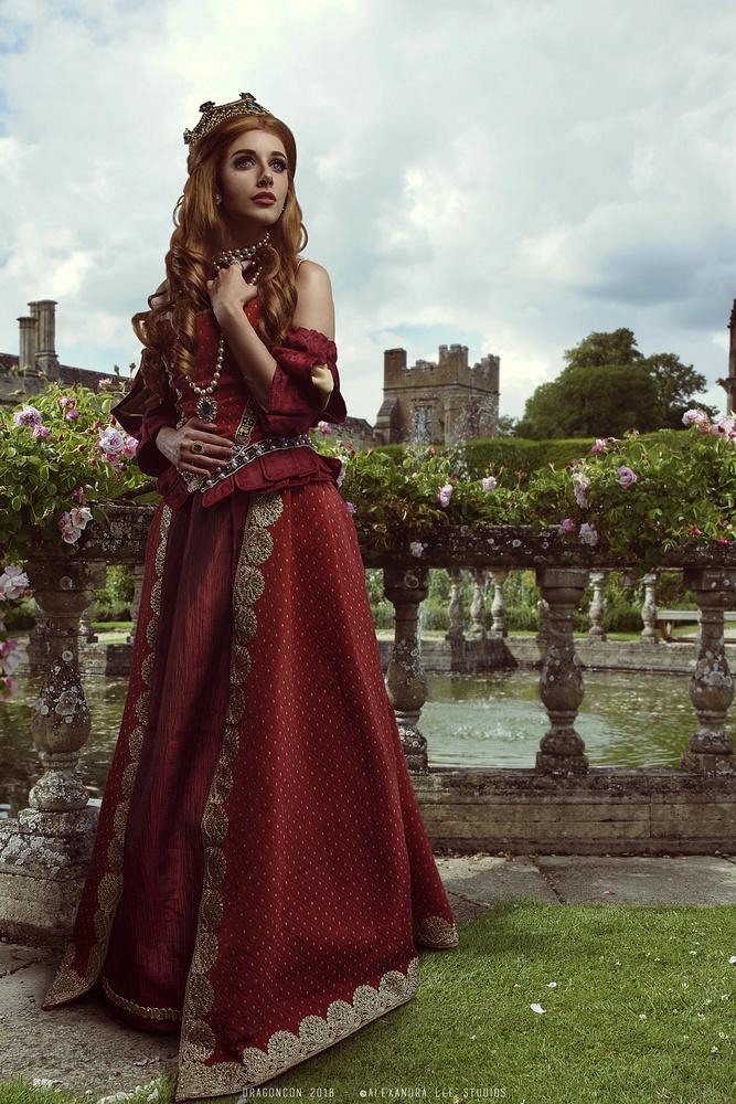 Anna Henrietta II by Alexandra Brumley
