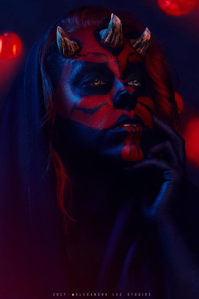 Maul Beauty  by Alexandra Brumley