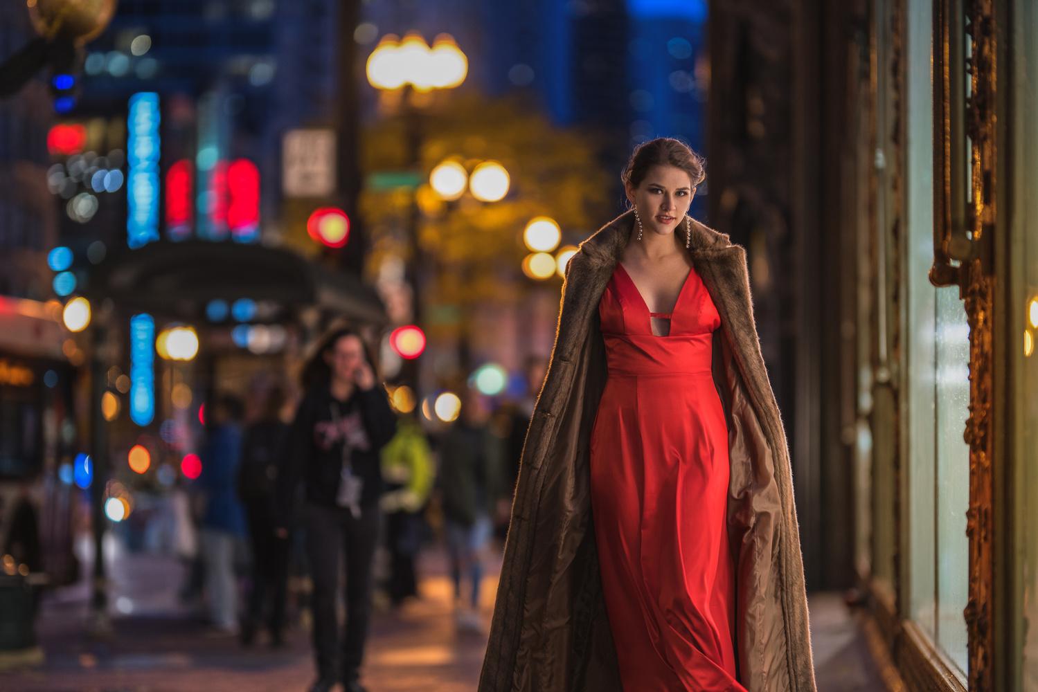 Chicago by Dan Rowe