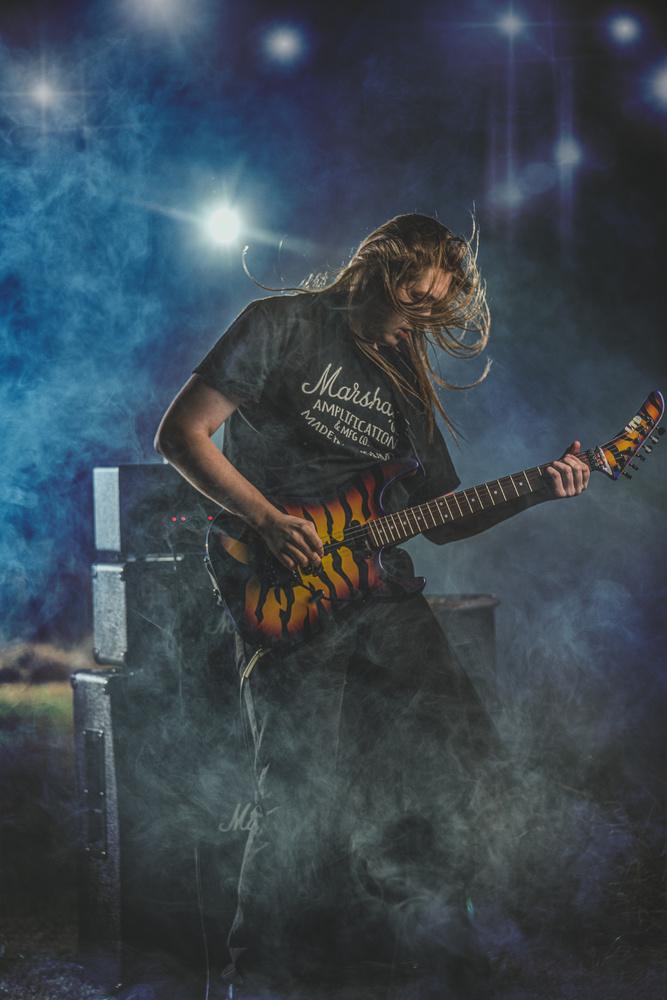 Rocker senioe by Dan Rowe