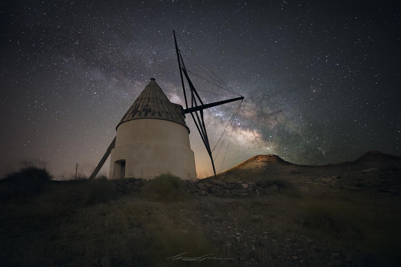 Blowin' stars by Manu García