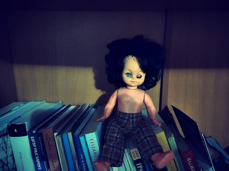 Doll by Goran Avramovic