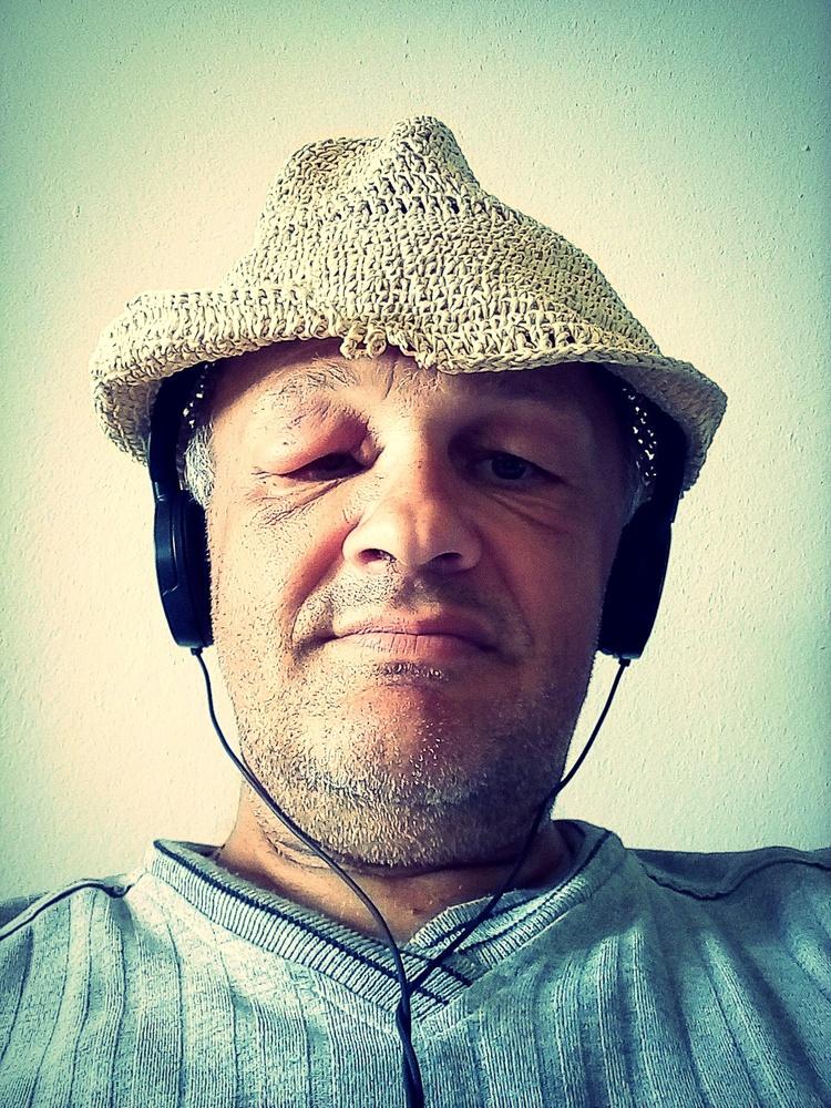 Hat by Goran Avramovic