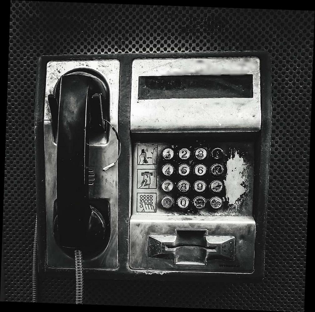 Telephone booth by Goran Avramovic