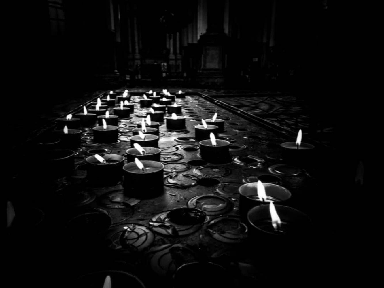Candles by Goran Avramovic