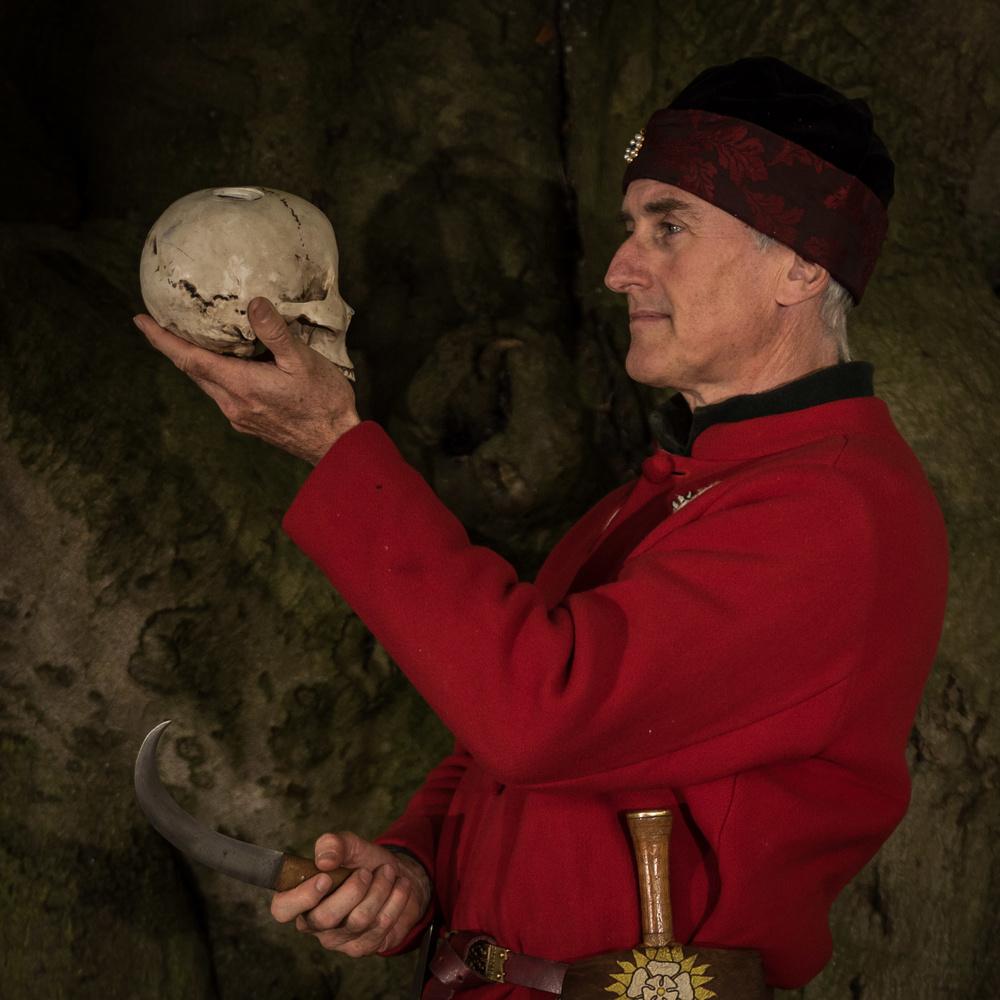 Medieval Doctor by Steve Wood