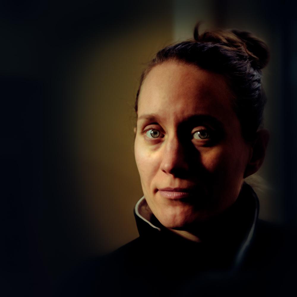 Portrait by Steve Wood