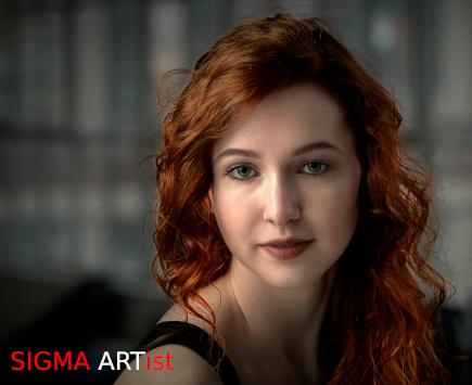 Megan Grace by Paul Destocki
