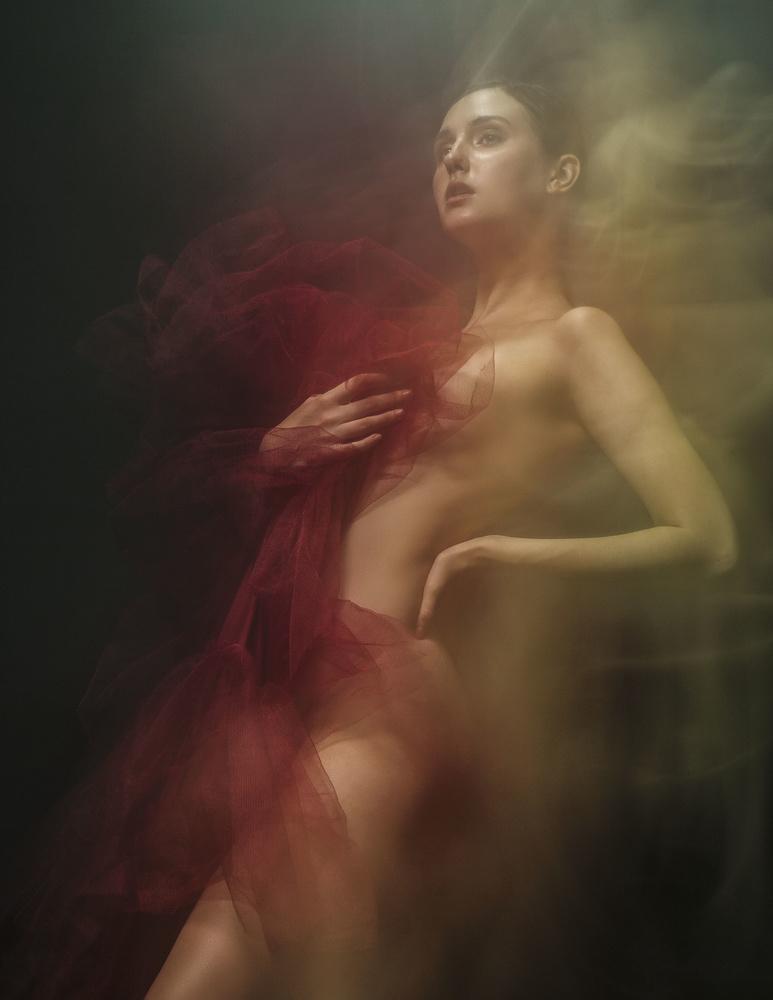 Scarlet by Roj Miguel