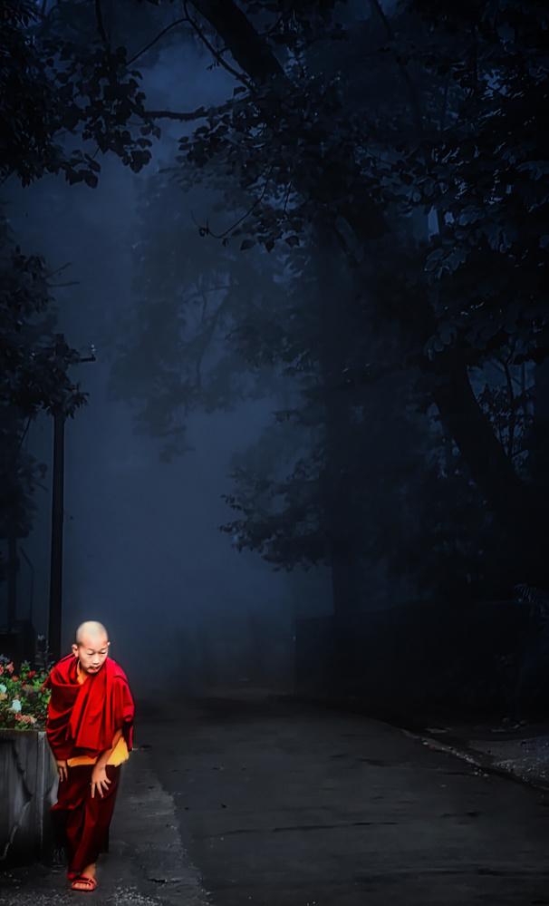 The Monk without a Ferrari by Anoop KULKARNI