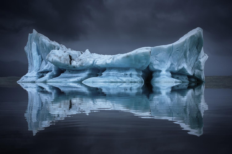 Like an Antarctica Dream by Hugo Valle