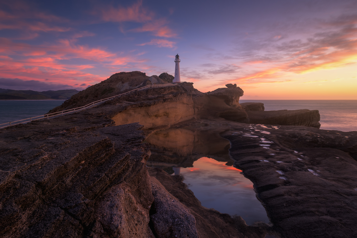 CastlePoint by Hugo Valle