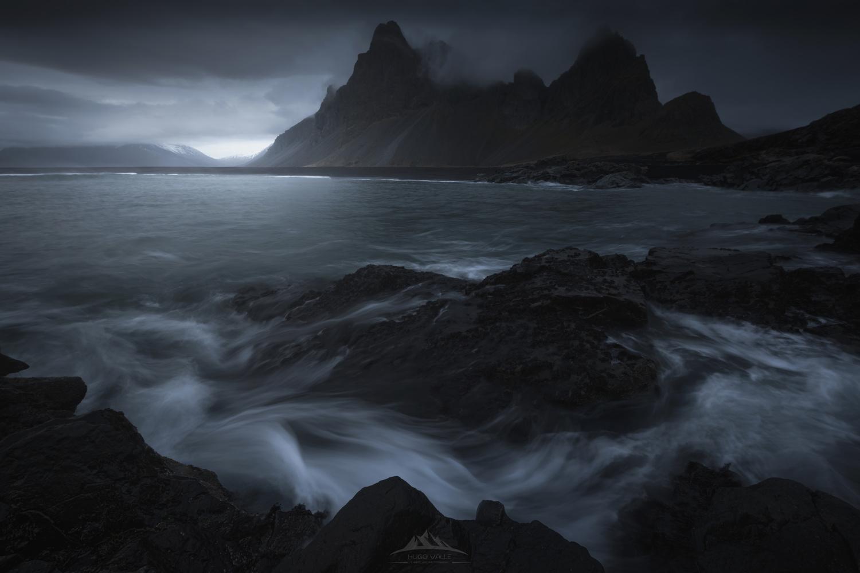 Moody Eystrahorn by Hugo Valle