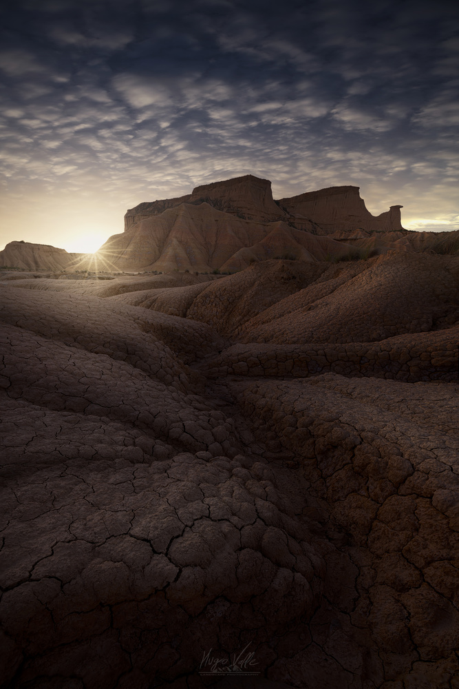Desertic by Hugo Valle