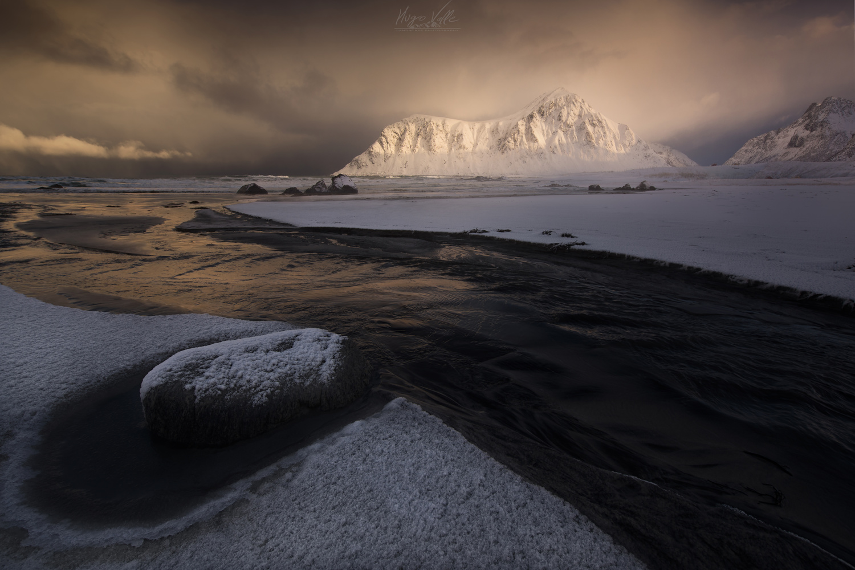 Winter Lights by Hugo Valle