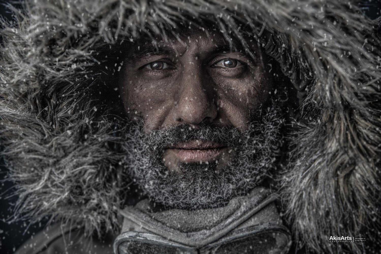 Antarctica by Akis Douzlatzis