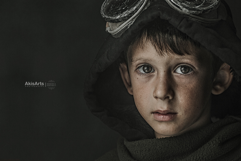 The Aviator by Akis Douzlatzis