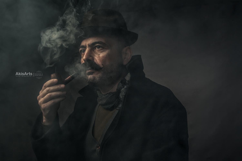 Gangs of NY II by Akis Douzlatzis
