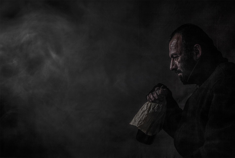 Homelless by Akis Douzlatzis